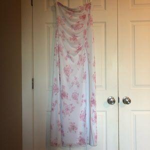 Taboo strapless dress